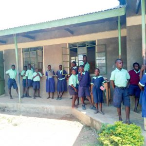 The Water Project:  Students Outside The Classrooms