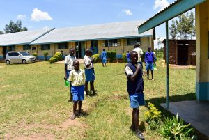 The Water Project:  Outside The Classrooms