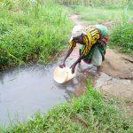 The Water Project: Bukhanga Community -  Fetching Water