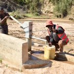 The Water Project: Kathama Community -  A Year With Water
