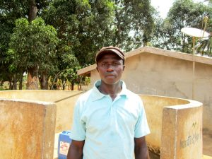 The Water Project:  Ibrahim Kargbo