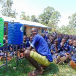The Water Project: Shina Primary School -  Handwashing Training