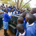 The Water Project: Kyamatula Primary School -  Handwashing Training
