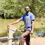 The Water Project: Kithuluni Community -  Francis Kyalo