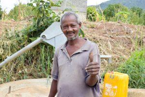 The Water Project:  Mbaluto Mavoi