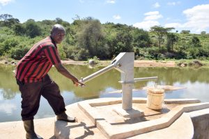 The Water Project:  John Ngumbi