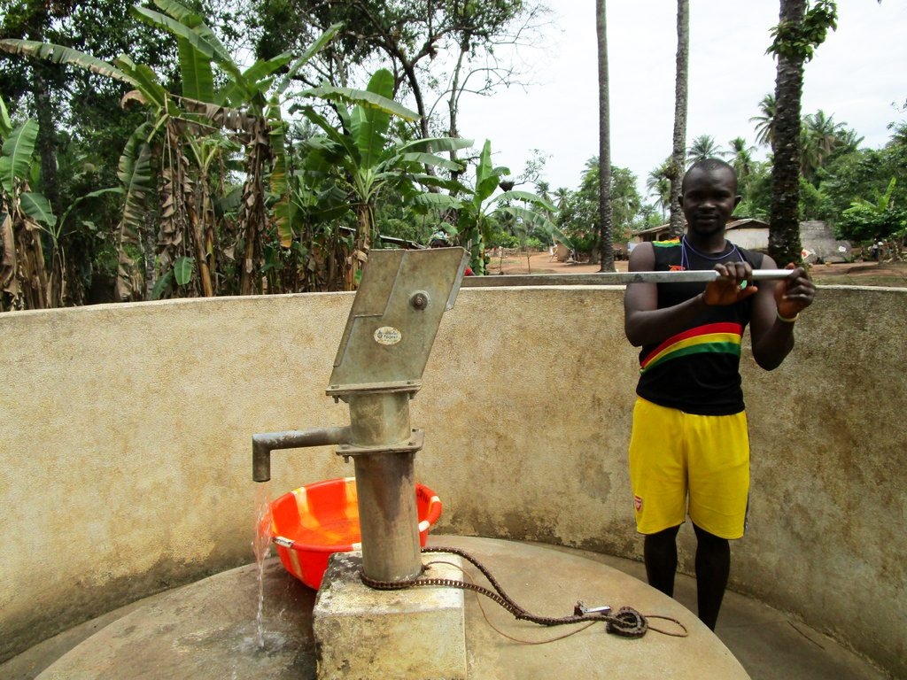 The Water Project : 6-kenya5105-a-year-with-water