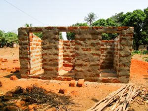 The Water Project:  New Latrine Construction