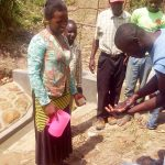 The Water Project: Luvambo Community A -  Handwashing Training