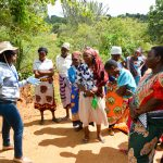 The Water Project: Mbau Community -  Transect Walk