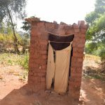 The Water Project: Munyuni Community -  Kithunzi Latrine