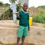 The Water Project: Muselele Community A -  Mwongela Kiilu