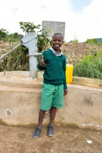The Water Project:  Mwongela Kiilu