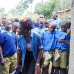 The Water Project: Emukangu Primary School, Shibuli -  Training