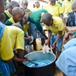 The Water Project: Kithumba Primary School -  Training