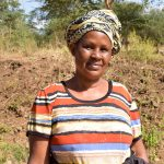 The Water Project: Munyuni Community -  Angelina Nzuna