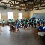 The Water Project: Mukunyuku RC Primary School -  Students In Class