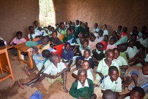 The Water Project:  Inside Classroom