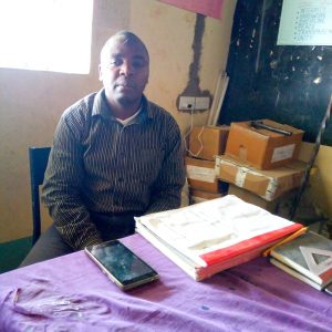 The Water Project:  Emmanuel Abuyabo