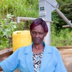 The Water Project: Kaani Community E -  Dorcas Muinde