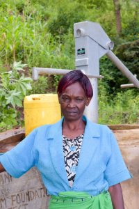 The Water Project:  Dorcas Muinde