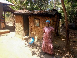 The Water Project:  A Household That Uses The Spring