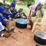 The Water Project: Ndaluni Primary School -  Soap Training