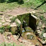 The Water Project: Ikoli Primary School -  Current Water Source