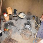 The Water Project: Mungakha Community, Asena Spring -  Kitchen