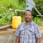 The Water Project: Kaani Community E -  Richard Kioko