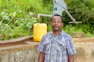The Water Project:  Richard Kioko