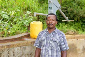 The Water Project:  Richard Kioko