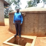 The Water Project: Shipala Primary School -  Mr David Amuhaya