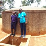 The Water Project: Shipala Primary School -  Travilian Muyega And Edwin Amuhaya