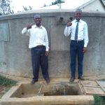 The Water Project: Rosterman Secondary School -  Smiles For Safe Water
