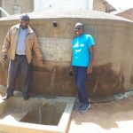 The Water Project: Mahanga Primary School -  Albert Anjiji