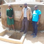 The Water Project: Mahanga Primary School -  Albert Anjiji And Ruth Ambia