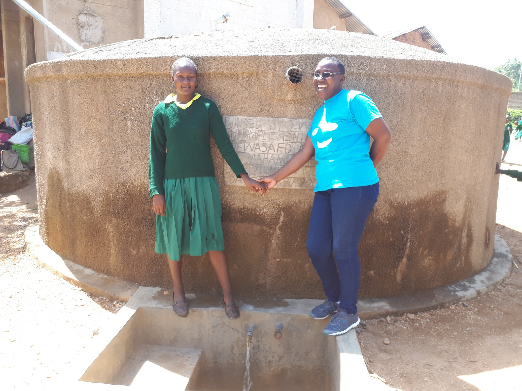 The Water Project : kenya4638-ruth-ambia