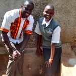 The Water Project: Matsigulu Friends Secondary School -  Smiles For Reliable Water