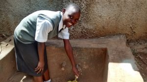 The Water Project:  Violet Achieng