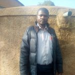 The Water Project: ADC Chanda Primary School -  Mr Millton Musalia