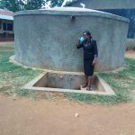 The Water Project: Matende Girls High School -  Deputy Head Rodesia Takaundo