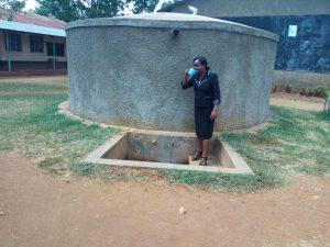 The Water Project:  Deputy Head Rodesia Takaundo
