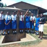 The Water Project: Matende Girls High School -  Excited For Clean Water