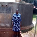 The Water Project: Kapchemoywo Girls Secondary School -  Irene Sangutei