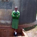 The Water Project: Kapchemoywo Girls Secondary School -  Janet Chepchirchir
