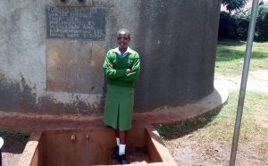 The Water Project:  Janet Chepchirchir