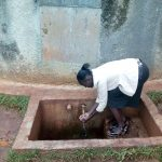 The Water Project: Kapchemoywo Girls Secondary School -  Reliable Water