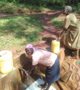 The Water Project:  Florence Makungu