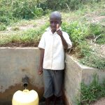 The Water Project: Emakaka Community -  Emmanuel Ondere